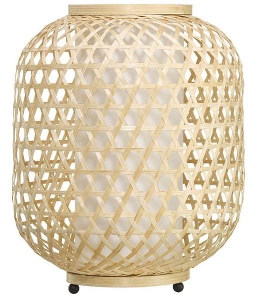 Lampe Cannage Bambou