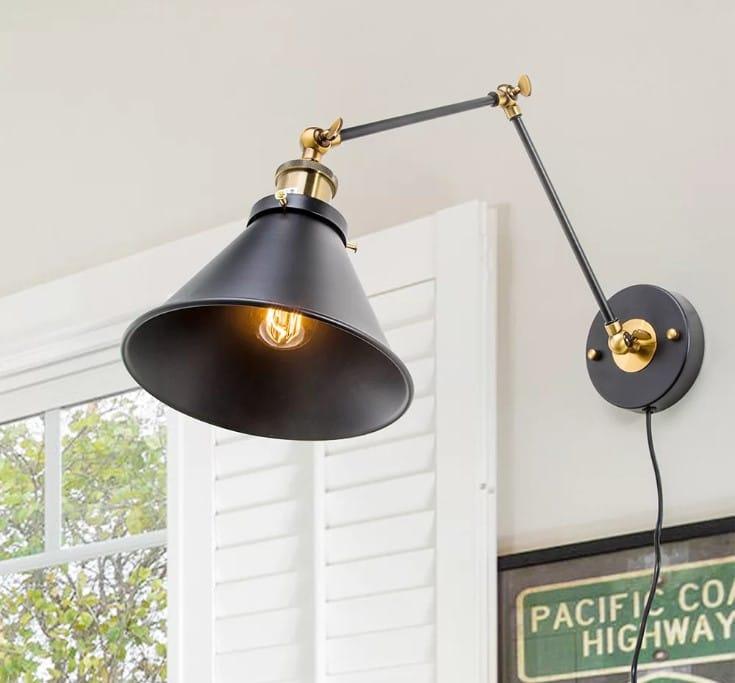 Lampe Potence Vintage