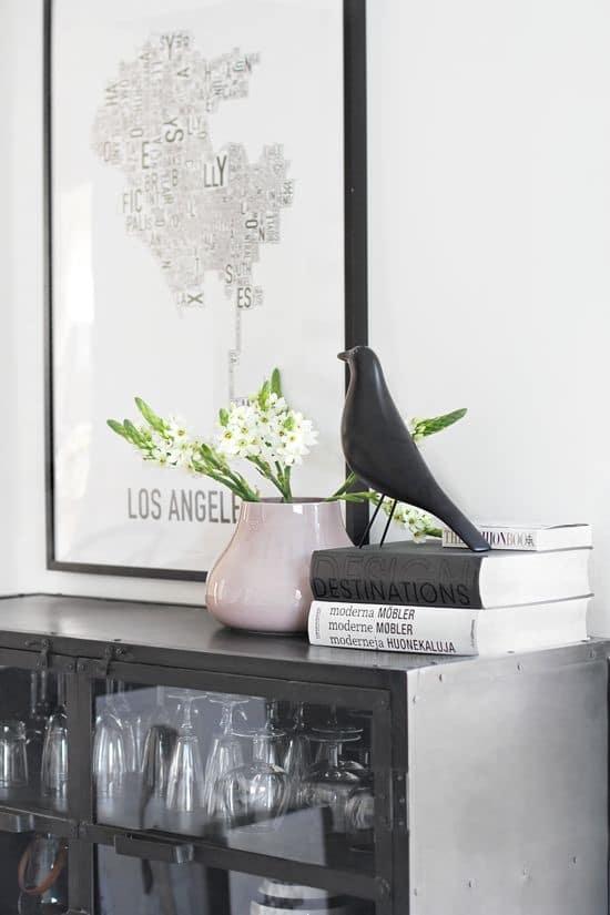 Oiseau Dans Ambiance Loft
