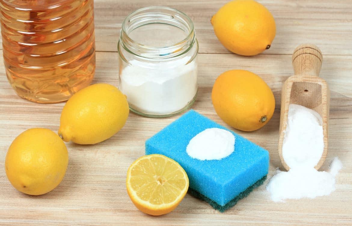 Sel Et Citron Nettoyage