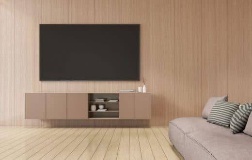Hauteur Télévision