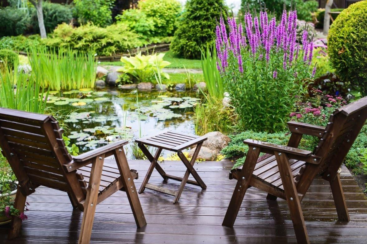 Jardin Design Fauteuils