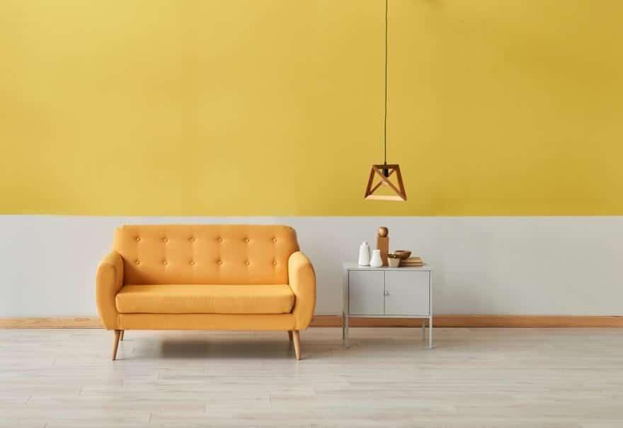Jaune Moutarde Et Orange