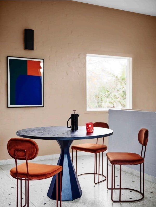 Salle à Manger Terracotta