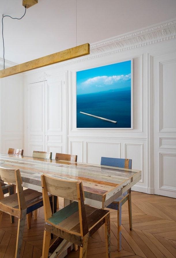 Table De Marqueterie