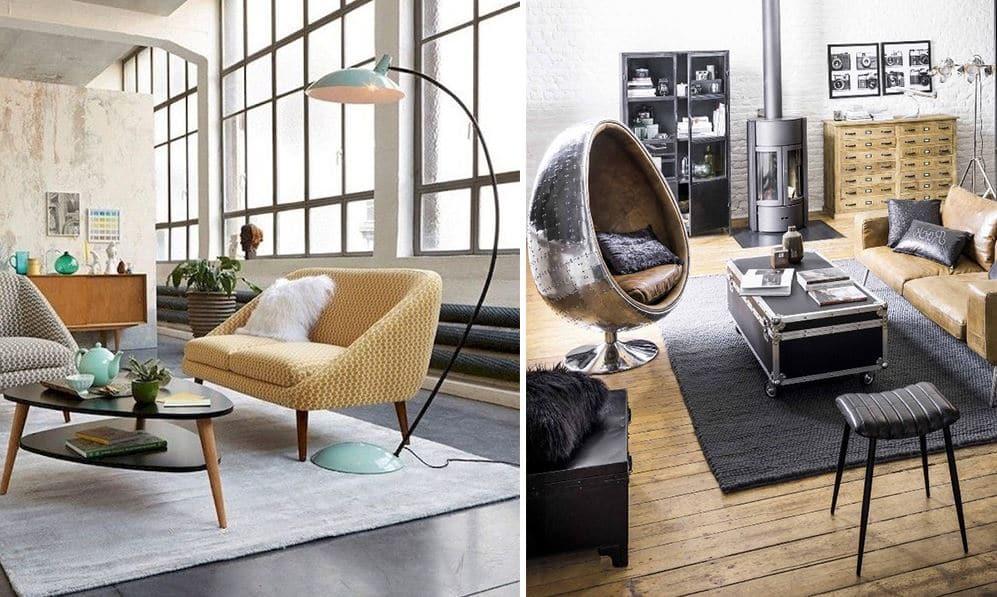 Decoration Vintage Salon 5 Idees Et Inspirations Tendance