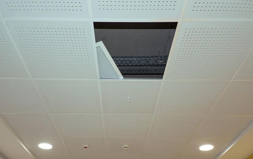 Faux Plafond Decoratif