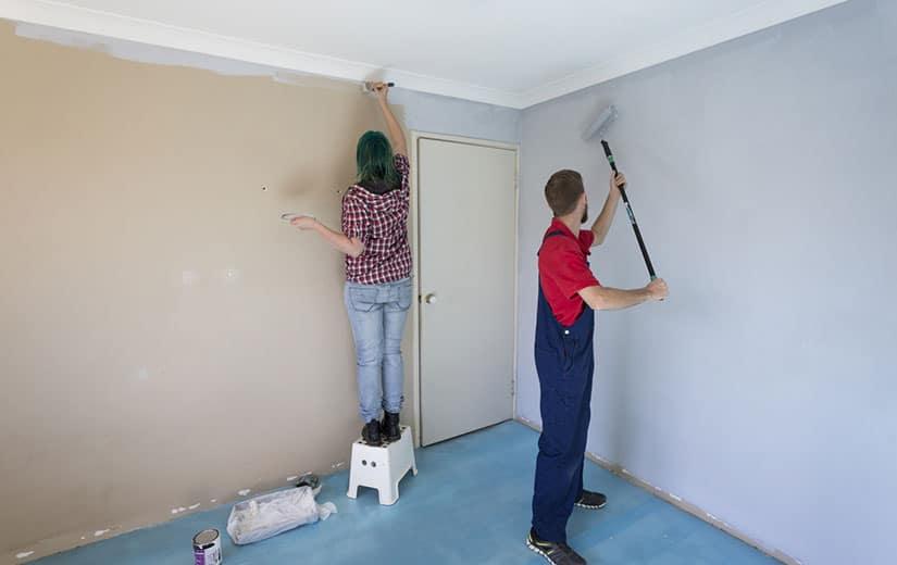 Peindre Mur Chambre
