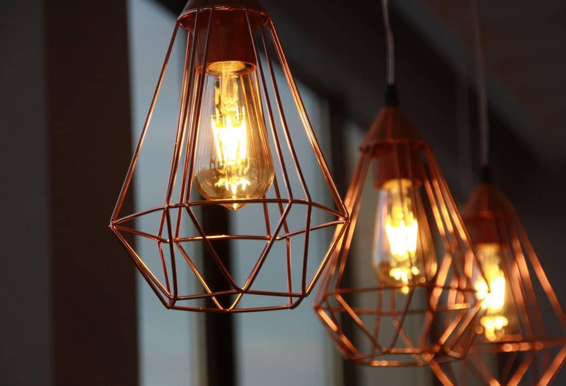 Suspension Luminaire Salon Eclairage