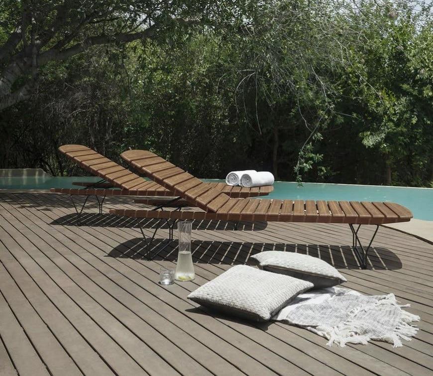 Bain De Soleil Bambou