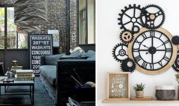 Deco Murale Industrielle