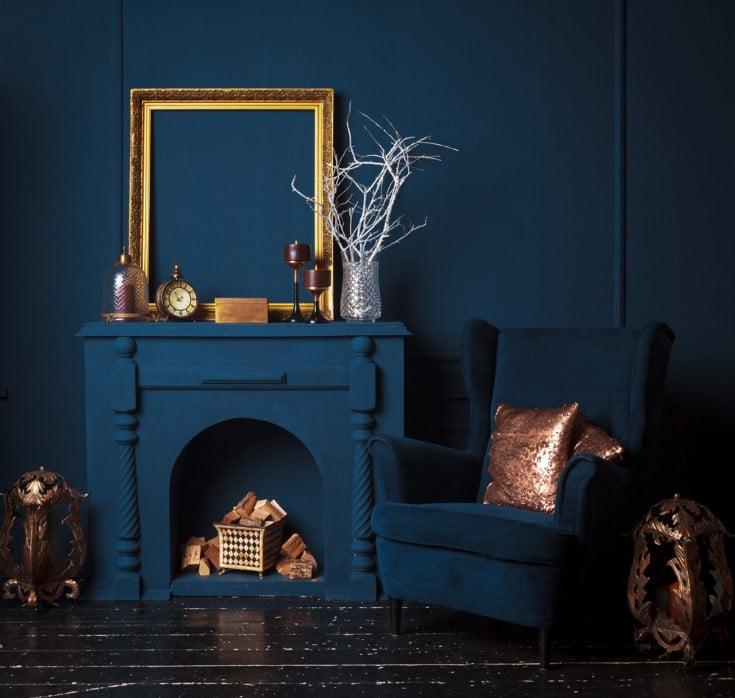 Total Look Bleu Nuit