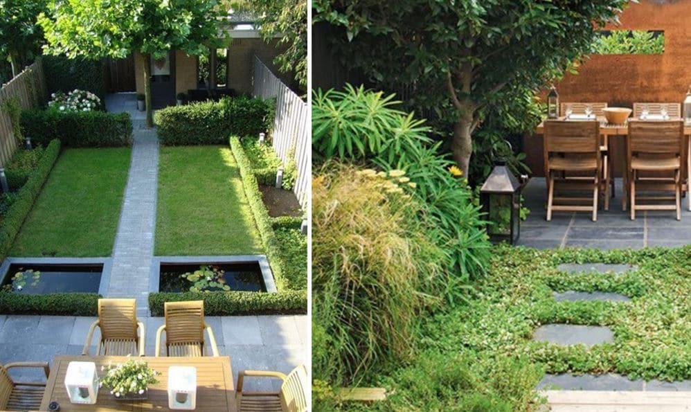 Aménager Un Jardin Rectangulaire
