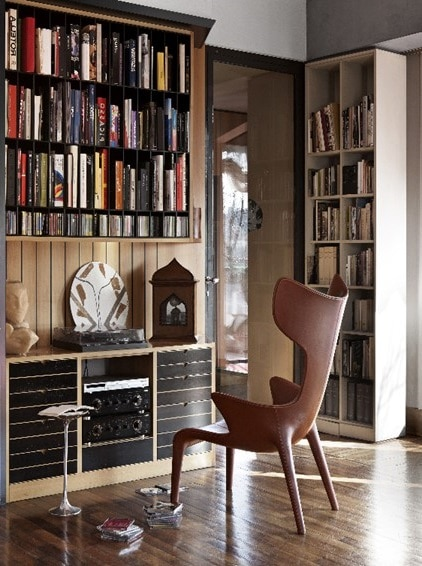 Fauteuil Lou Reed