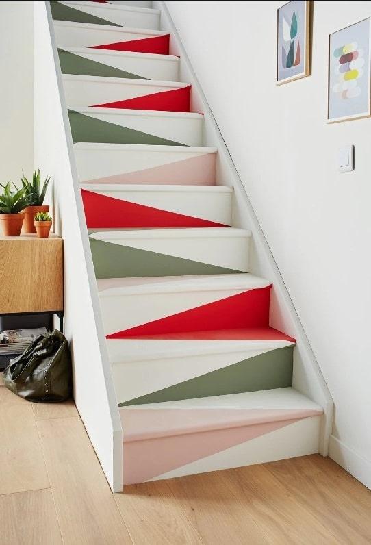 Peindre un escalier : quelle couleur et type de peinture choisir