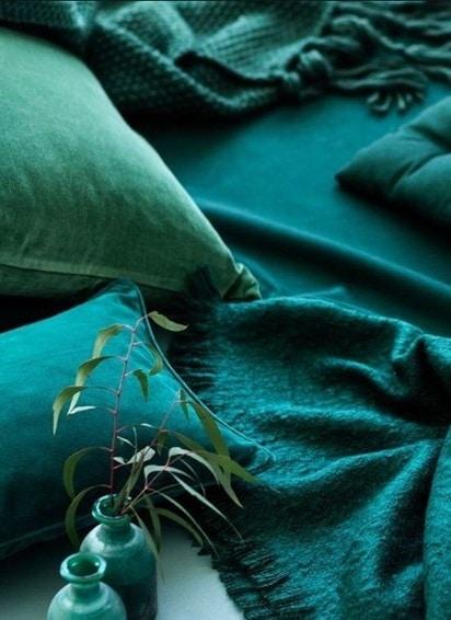 Textile Vert Canard