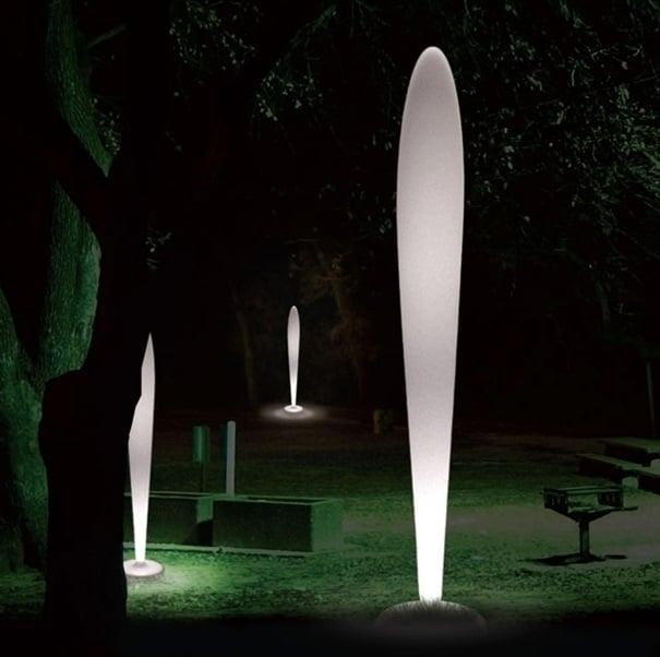 Lampadaire Sculpture