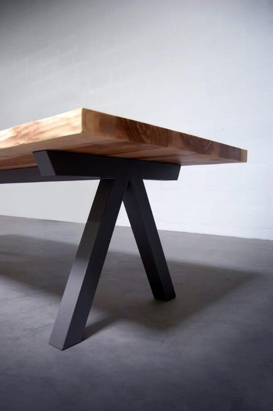 Table Authentique
