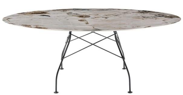 Table Effet Marbre