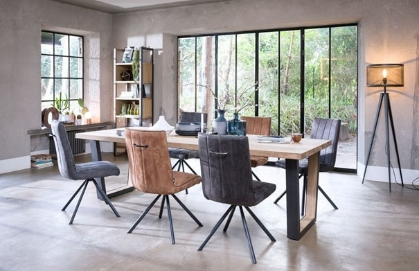Table Inspiration Industrielle