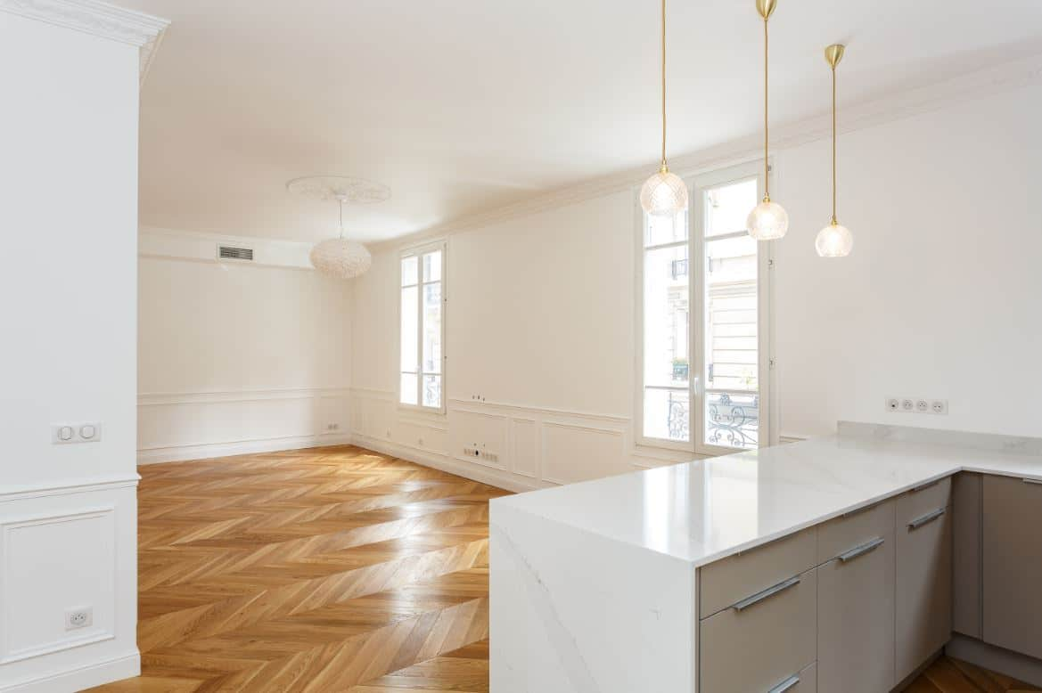 Appartement haussmanien