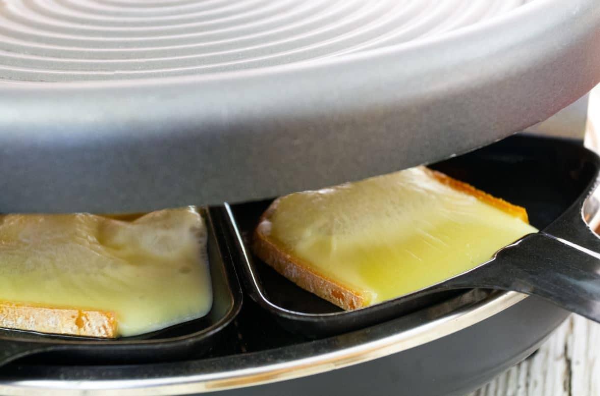 Nettoyer Appareil à Raclette