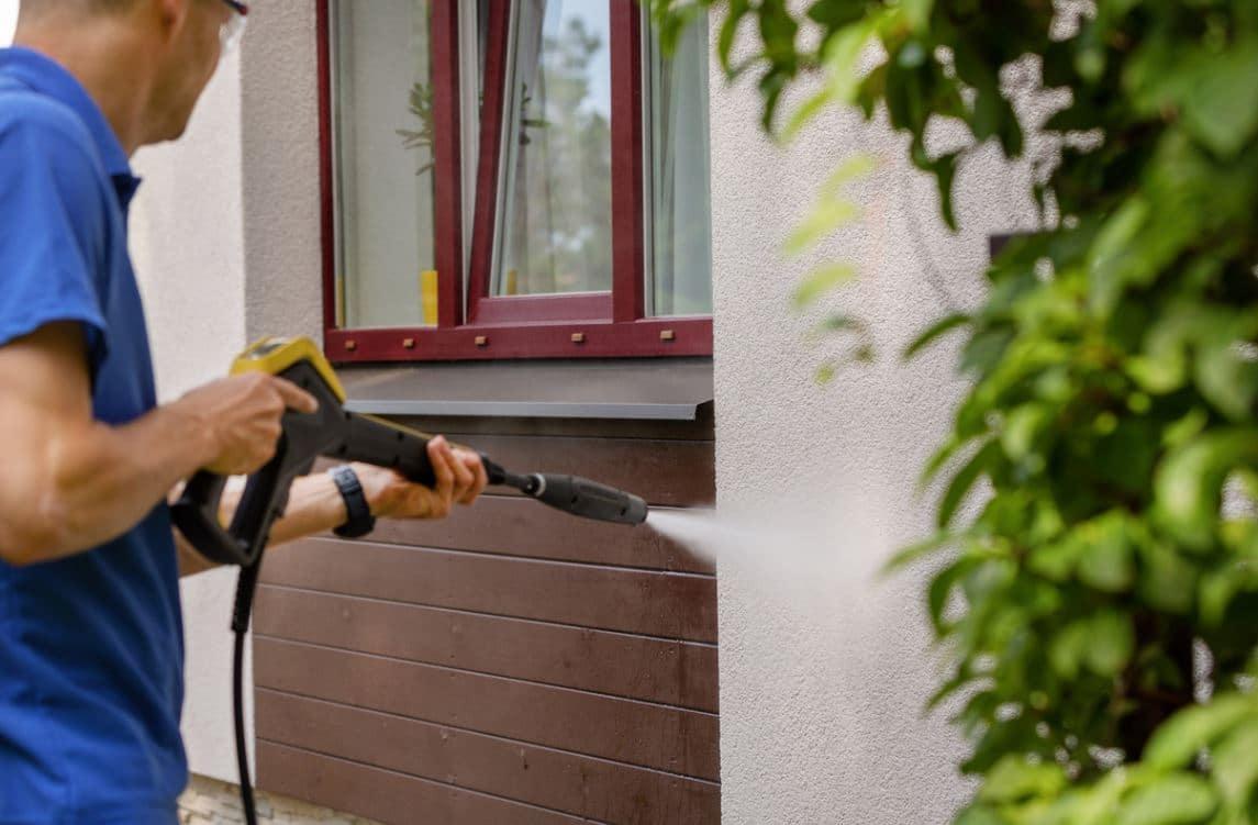 Nettoyer Façade Maison