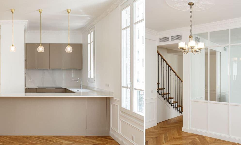 Renovation Appartement Haussmanien