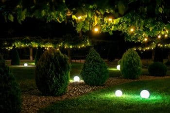 Eclairage Jardin