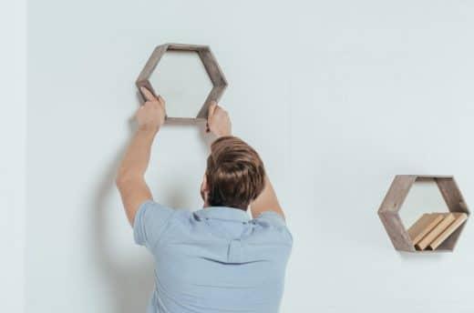 Fixer Une étagère Murale