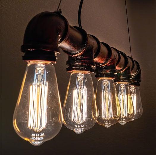 Luminaires Futuristes