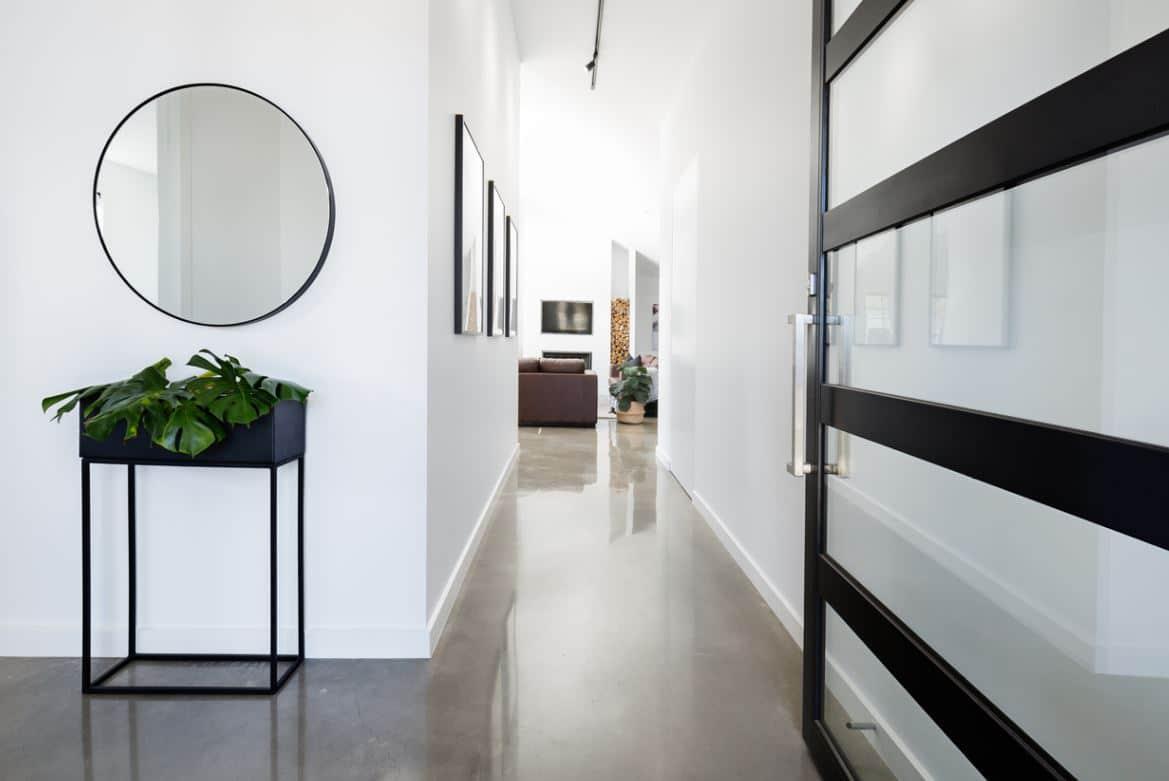Miroir Luminosité Maison