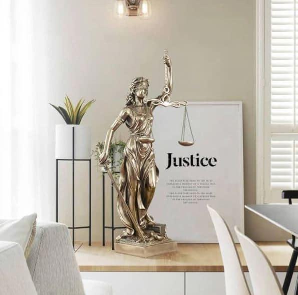 Sculpture Justice