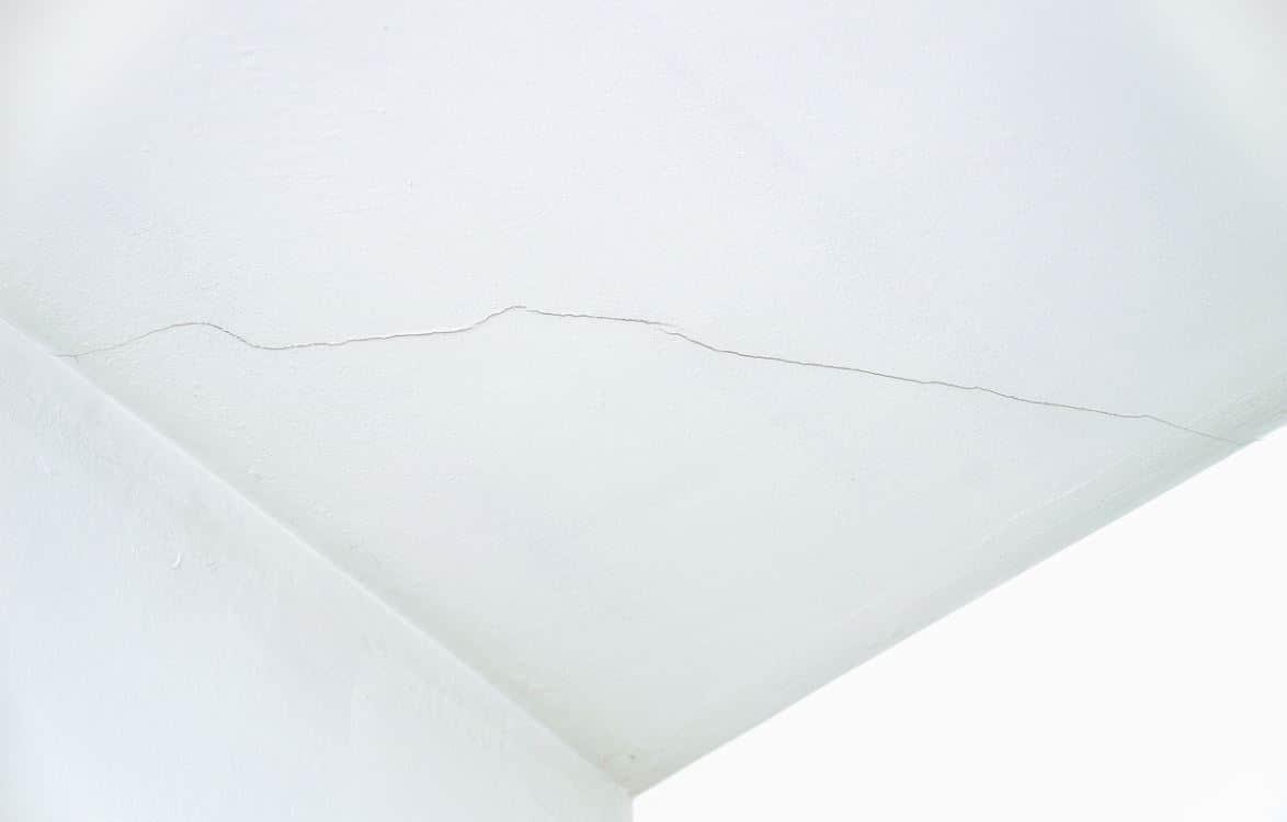 Fissure Au Plafond