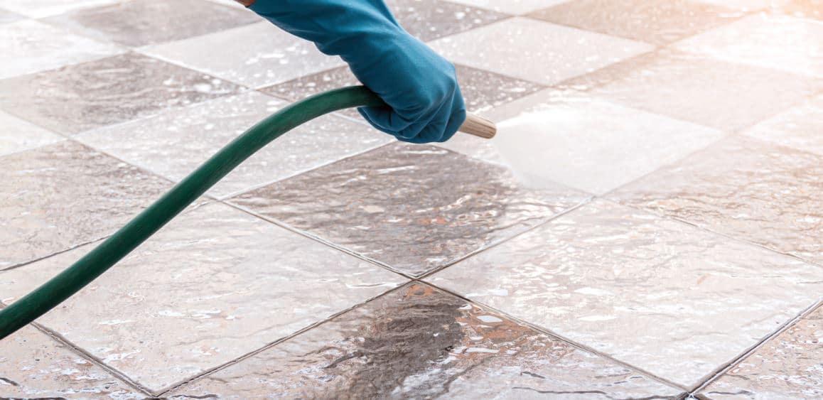 Nettoyer Carrelage Terrasse