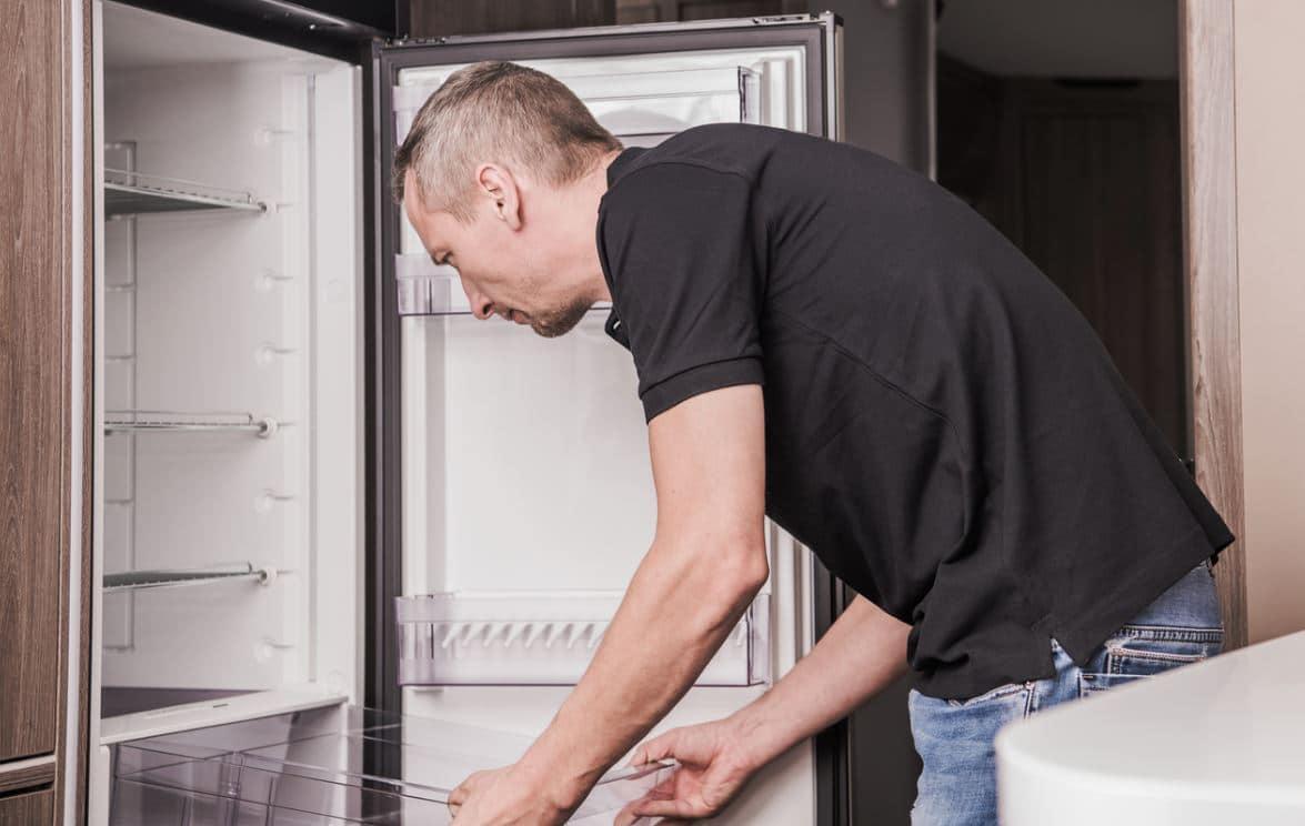 Réfrigérateur Bruyant