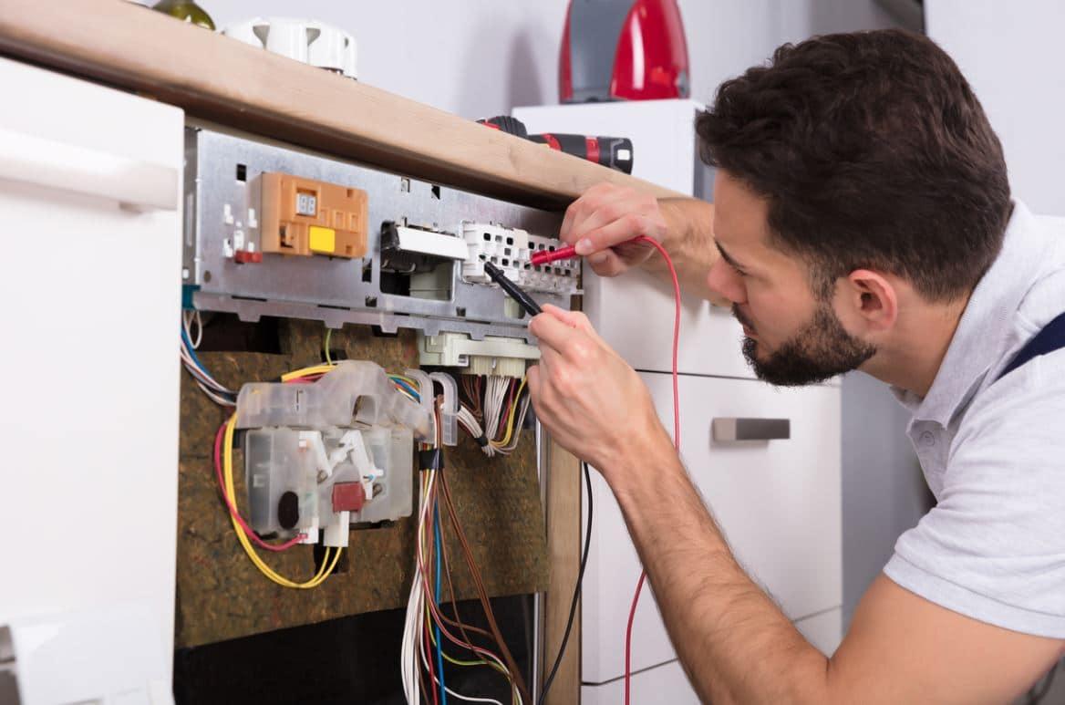 Réparer Lave Vaisselle