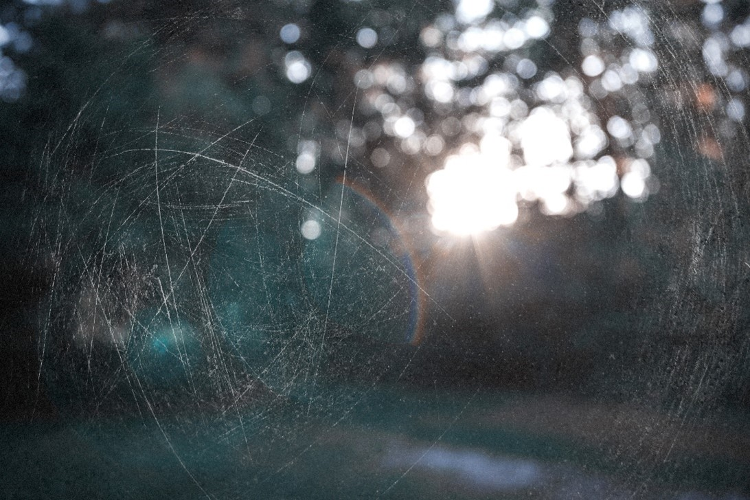 Fenêtre Rayée