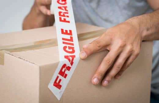 Emballer Objet Fragile Déménagement