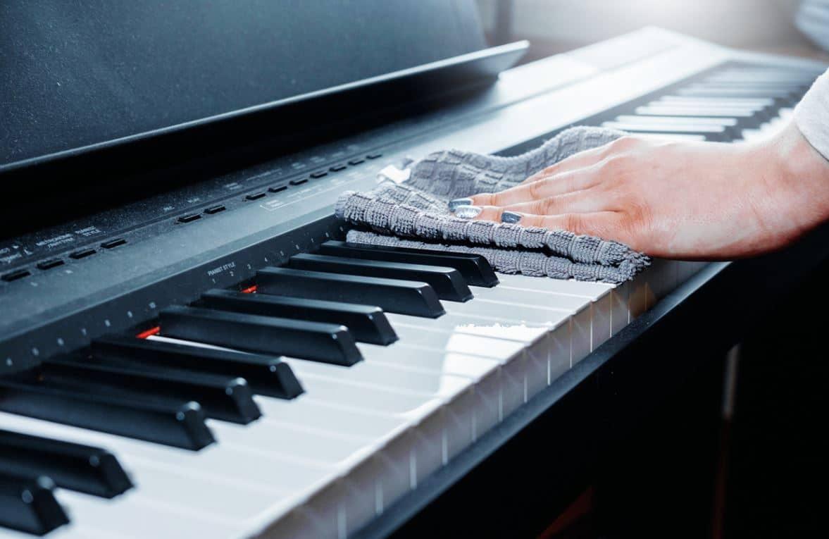 Nettoyage Piano