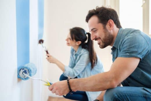 Rénovation Pièce Peinture