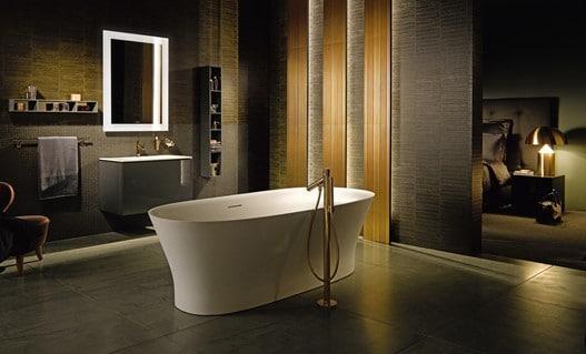 Baignoire Salle De Bain Moderne