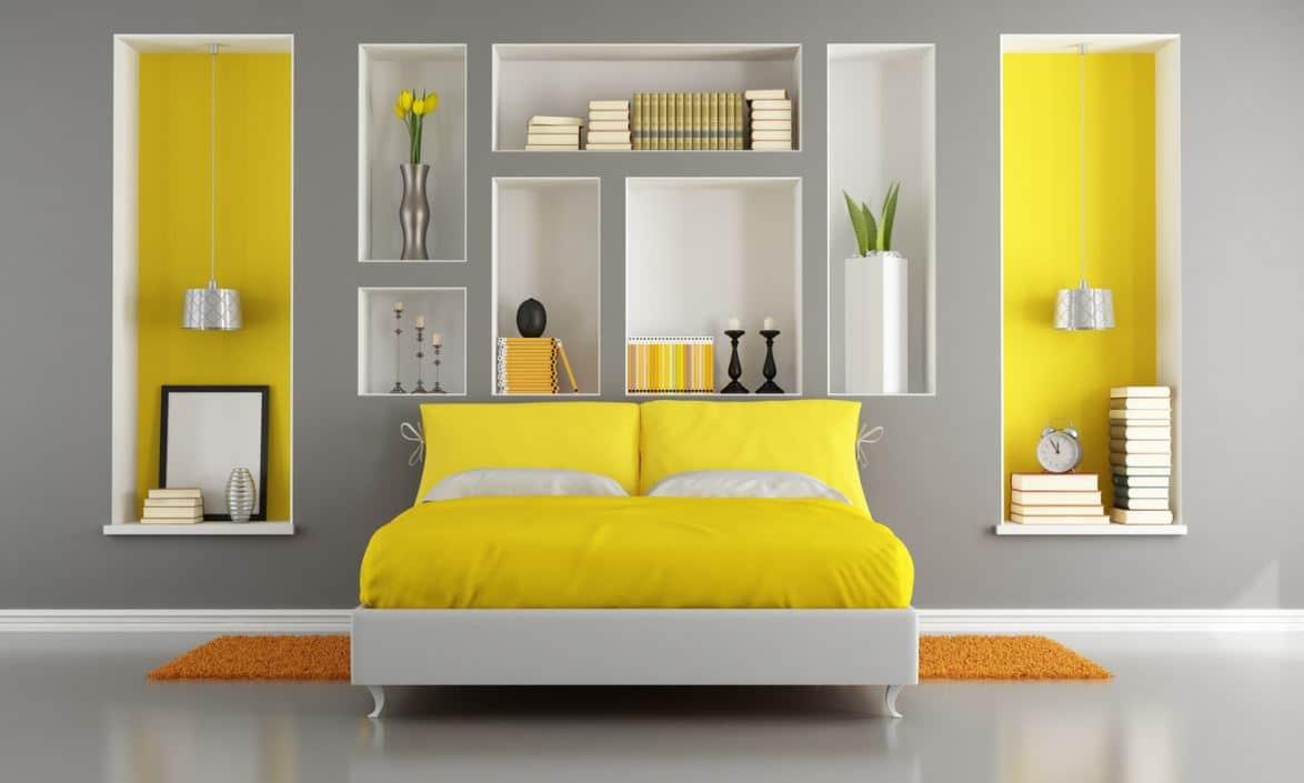 Niche Murale Chambre