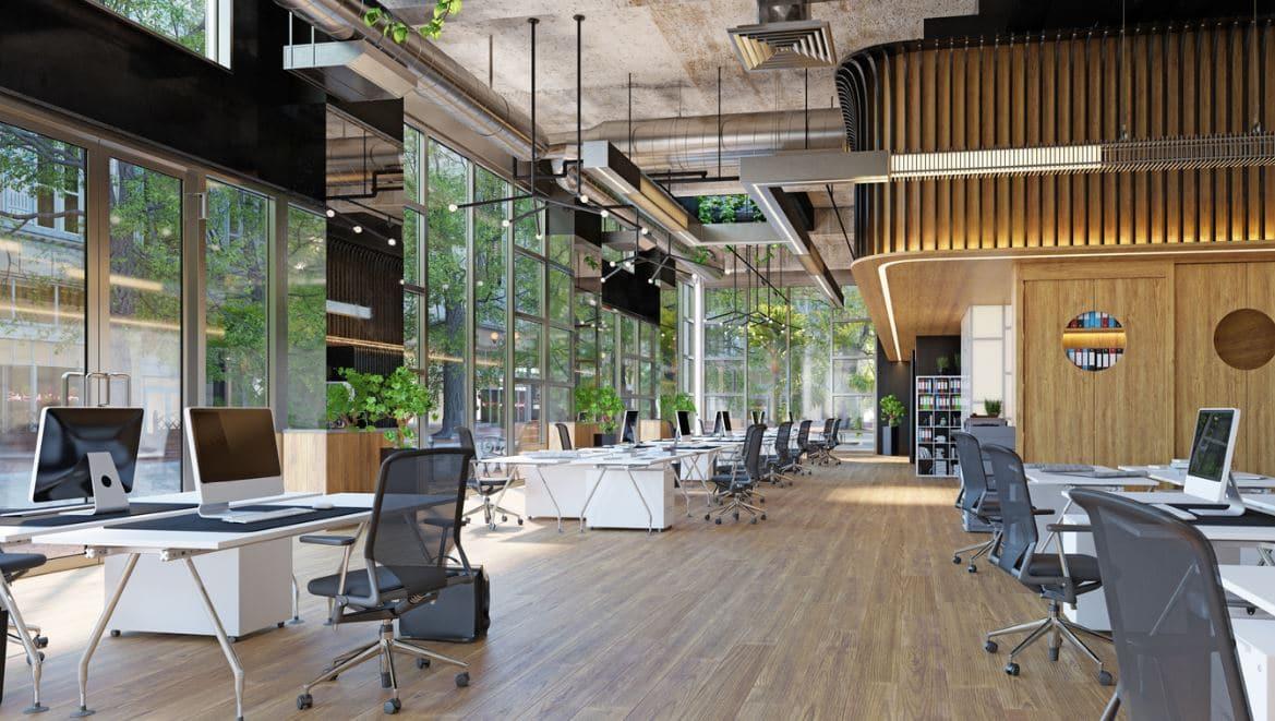 Bureaux Immobilier Entreprise