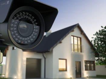 Caméra De Surveillance Maison