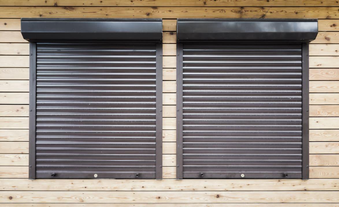 Fenêtres à Volets Roulants