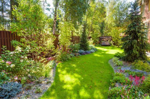 Deco Exterieure Quelle Cloture Choisir Pour Un Grand Jardin