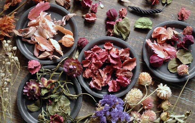 Fleurs Sechees parfum