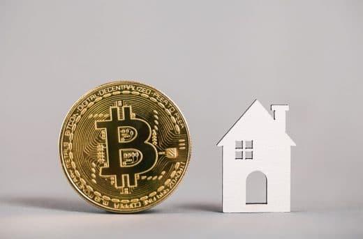 Cryptomonnaies Immobilier