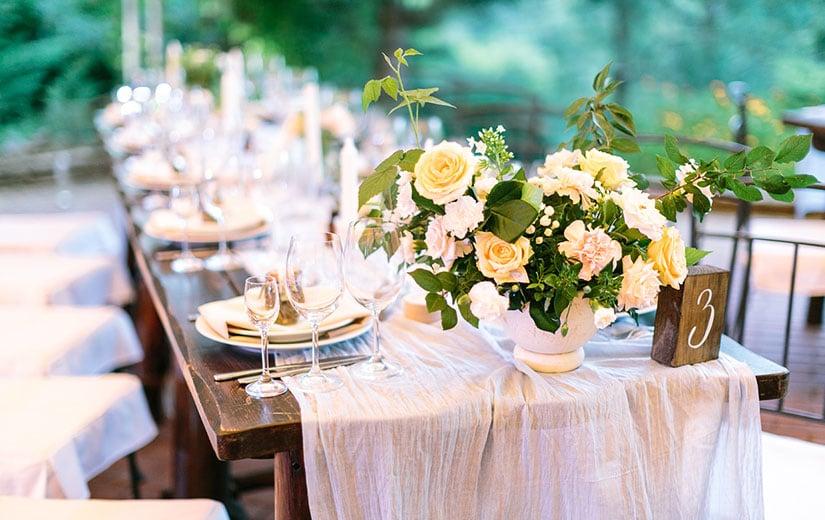 décoration mariage fête été